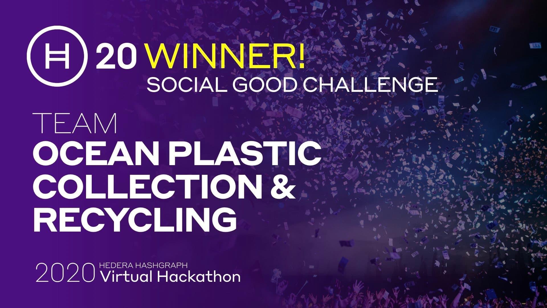 H20 Winners Ocean Plastics