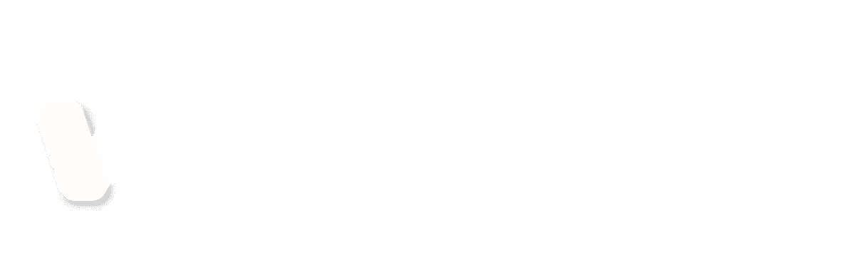 Taskbar White