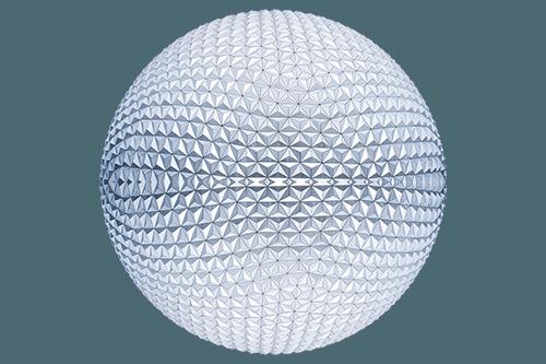 Hexagonal circle