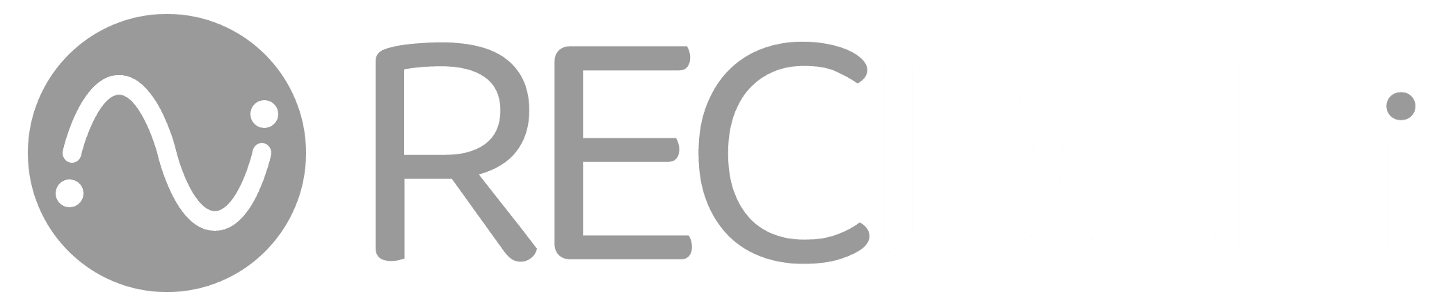 Recdefi logo lightgrey